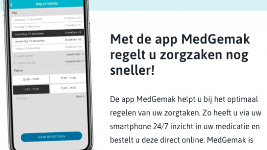 MedGemak app